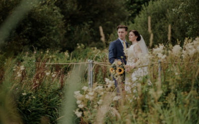 Love is in the air at our award-winning wedding venue