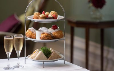 Afternoon Tea at Kitley House this October and November